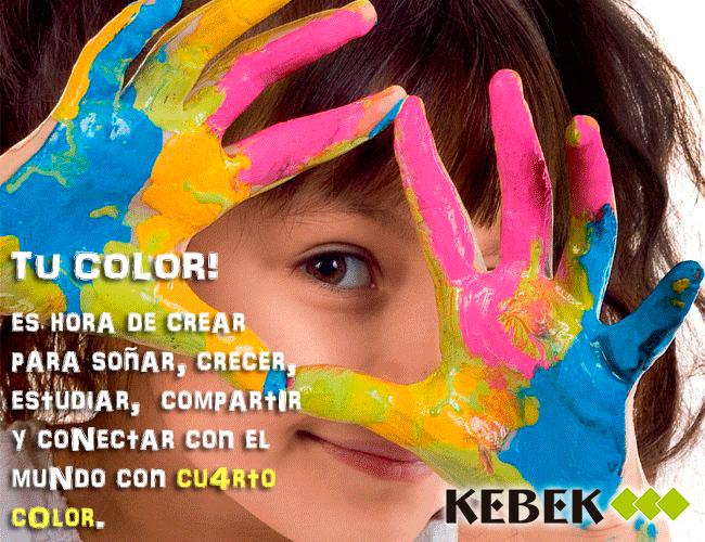 Kebek y Cu4rto color